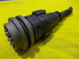 Connettore completo  U-77/U  10pin  per segnali audio