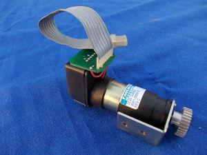 Motore con riduttore  Faulhaber 2230.G0003 24Vcc 1200rpm