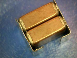 22MF 50Vcc condensatore ceramico TDK tipo CKG57NX5R1H226M smd