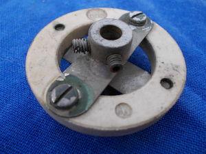 Giunto elastico isolato in ceramica per asse mm. 6,2
