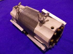 Ceramic HF coil