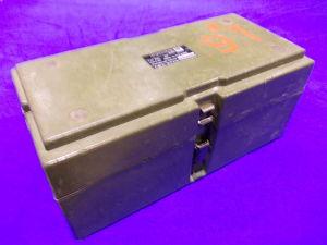 Contenitore stagno in plastica infrangibile cm. 29x14,5x13