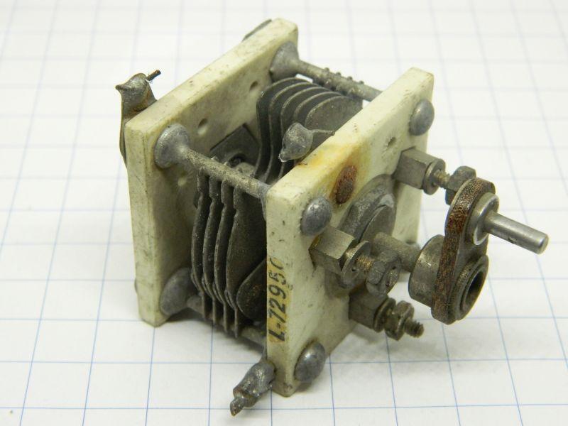 Ceramic Variable Capacitor 100pf