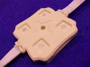 Modulo stagno RGB 1,2W 12V n.4 led 5050 ST-MRGB3-4