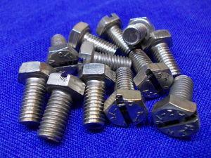 Vite Inox M8x16 testa esagonale (12 pezzi)
