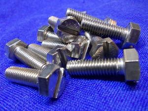 Vite Inox M8x25 testa esagonale  (12 pezzi)