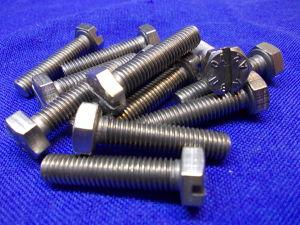 Vite Inox M8x35 testa esagonale  (12 pezzi)