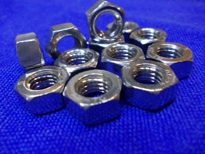 Nut Inox (24pcs.)