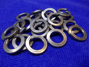 Rondella spaccata Inox mm.8 (24 pezzi)