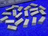 Inserto in metallo duro mm. 10,5x4,5x2,5 (20 pezzi)