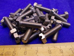 Vite Inox M6x20 testa esagonale (25 pezzi)