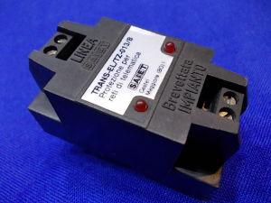 Protezione da transienti per linee telematiche SAIET