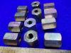 Spacer hex iron M5x12 (12pcs.)