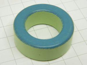 Toroide core ferrite mm. 40x15x24  MICROMETALS T157-52