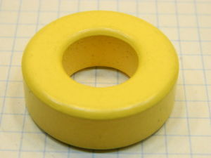 Toroide in ferrite mm. 33x11x16
