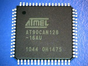 A90CAN128 Microcontroller