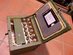 Dosimetro Misuratore radioattività FH39 Dosimeter Strahlenmessgerät