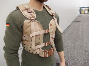 Tactical vest system