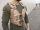 Tactical vest militare con cinturone mimetico e protezioni