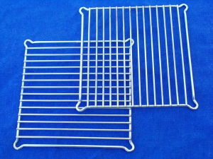 Pair fan grid mm. 120x120