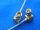Coaxial cable UT086 SMC-M 90°/SMC-M 90° 40cm.