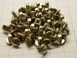 "Screw 5-44UNFx3/16"" (50pcs.)"