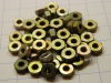 Nut steel cadmium plated 5-44UNF (50pcs.)