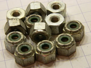 "Nut 1/4"" Withworth (12pcs.)"
