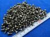 Vite M4x8 testa cilindrica acciaio nickelato (200 pezzi)