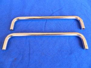 Pair rack handle cm.19x4,5