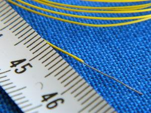 Teflon wire wrap AWG30 GORE (5mt.)