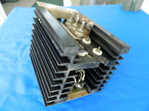 Heatsink with fan mm. 100x110x120