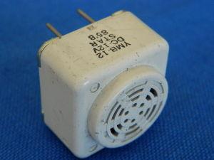 Cicalino 12V,  26x26x19 buzzer