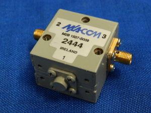 Macom Circulator p/n M2B 1537-8009