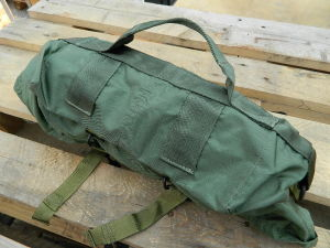 Tactical bag 6 zip