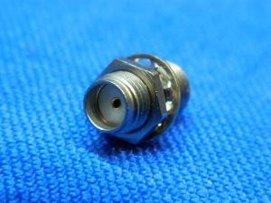 SMA female connector captured fix. Compel 350.043.382A