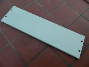 Pannello rack 3 unità in ferro verniciato a fuoco mm. 483x134