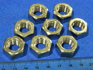 Inox nut M12 (8 pcs.)