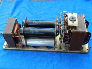 Alimentatore valvolare SIEMENS 200Vcc 6,3V+6,3V