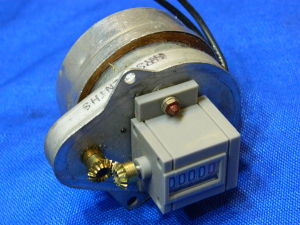 Gearmotor 220Vac 1/6 rpm