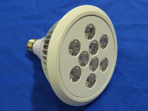 Led light PAR 38 18w E27 plug