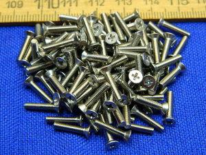 Screw inox M2,5x10 TSC (100 pcs.)