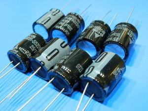22uF 450Vcc condensatore elettrolitico EPCOS ( 8 pezzi)