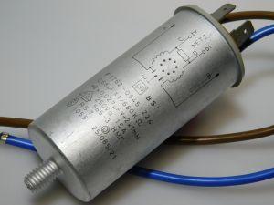 Filtro rete EMI  250Vac 15A , ERO F1762-0545-224 professionale