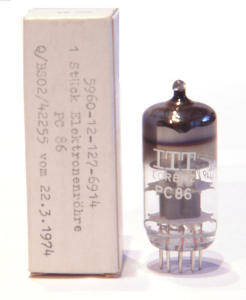 PC 86 Siemens tube nos