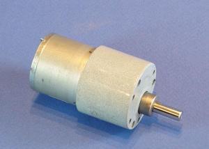 Gear motor 12Vdc 5rpm