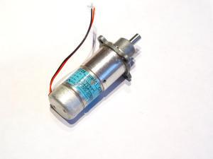 Gear motor 24Vdc 2rpm