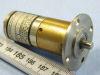 GLOBE 43A491 27Vcc miniature gear motorDC  1100rpm