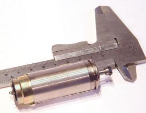 MINIMOTOR 22/2K  30,7:1 Faulhaber 2233F030P,  gearhead motor 24Vdc 250rpm