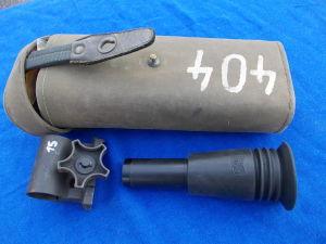 Ottica HENSOLDT 2,6x25 mirino Panzerfaust